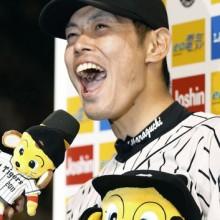 5月度の月間MVPが発表 阪神・原口、育成経験者の野手では初受賞!