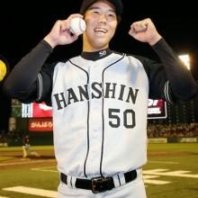 阪神・青柳、初登板初先発で初白星 5四死球も「次につながる」5回1失点