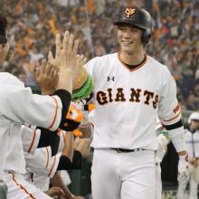 セ界初「遊撃手の首位打者」へ!巨人・坂本勇人が好調な理由