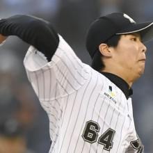 ロッテ・二木、4勝目も反省 「野手に勝たせてもらった…」