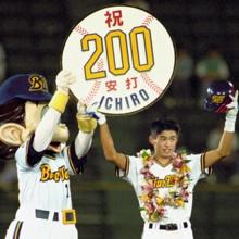 「通算打率.353」「7年連続首位打者」…オリックス時代のイチローの衝撃【平成死亡遊戯】