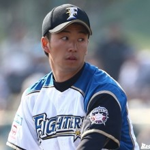 日ハム斎藤佑樹、背番号『1』に変更 今季未勝利も「球団の配慮に感謝」