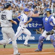 DeNA・三浦、24年連続勝利はお預け…4回6失点で降板