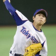 ドラ1候補の東京ガス・山岡がわずか95球で完封!「一番の理想だと思う」