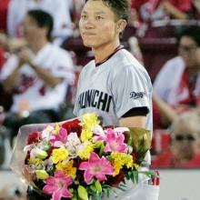 中日・大島、64人目のサイクル安打達成 初回に3年ぶりの先頭打者弾!