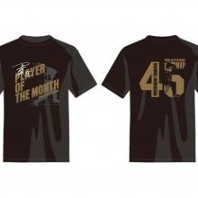 【ロッテ】6月の月間MVPに輝いた田村の記念Tシャツ発売!「ぜひ買ってください!」