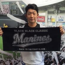【ロッテ】30日の楽天戦で来場者全員にタオルを配布! 関谷「めちゃカッコいいです!」