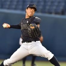 【日米大学野球】明大・柳が7回12K、無失点と好投! 日本は優勝に王手をかける