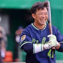 ヤクルト・雄平が国内FA権取得 平田、大島、糸井など今季のFA市場は外野手が熱い!