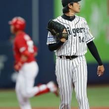 阪神、広島戦だけで借金10 能見がリーグ最速10敗目、新井に3打点許す