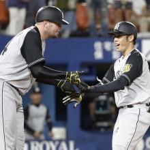 驚異の得点圏打率で新人王争いをリードする阪神・高山俊