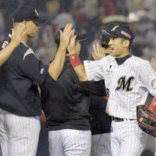 ロッテの大隣、岡田が今季限りで現役を引退