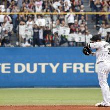 ロッテ・サブロー、通算1363本目の安打は二塁打「やっぱり右方向なんやな」