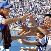 引退会見であふれたファンへの熱い思い「三浦大輔は幸せ者」