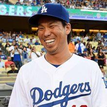 マエケン、古巣・広島のリーグVを喜ぶ「優勝の瞬間は鳥肌がたち感動」