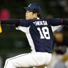 """""""躍動するルーキー"""" 次期エースに名乗りを上げるレオの「18」・多和田真三郎"""