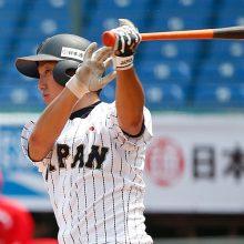 中日、地元・東邦の藤嶋を5位指名 エース兼4番、高校通算49本塁打