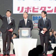 5球団が競合、田中正義の交渉権はソフトB 工藤監督「開幕投手目指して」