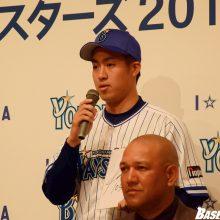 大学と独立リーグの二刀流DeNA・笠井 元中日の谷沢さんの一言から全ては始まった