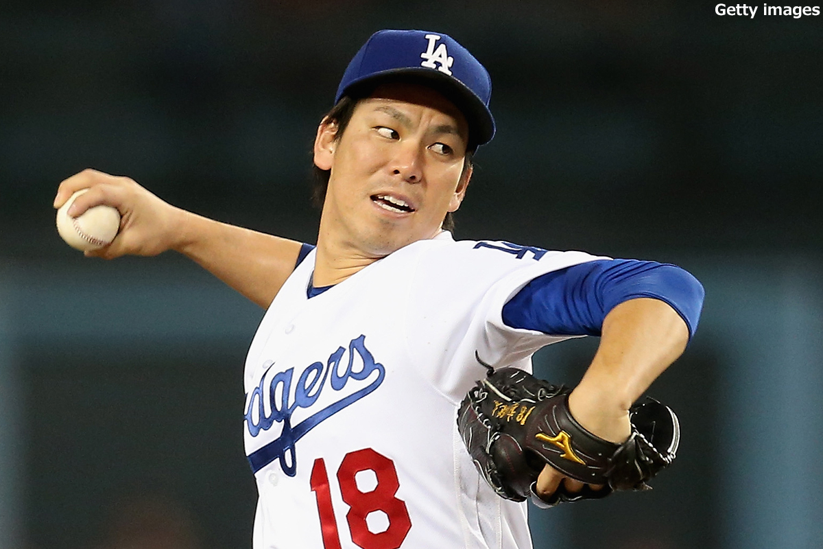 BASEBALL KING | 日本の野球を盛り上げる!データで振り返る!メジャー日本人選手の2016年 ~前田健太 編~