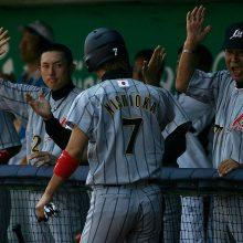 阪神・西岡のインスタに川崎が登場 川崎「2006年の二遊間が歴代でも1位」