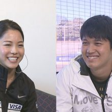 大谷翔平と高梨沙羅が対談!日本を代表するアスリートが想いをぶつけ合う