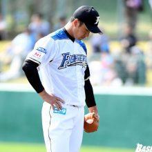 日ハム・斎藤佑樹、7敗目 9月13日のファーム試合結果