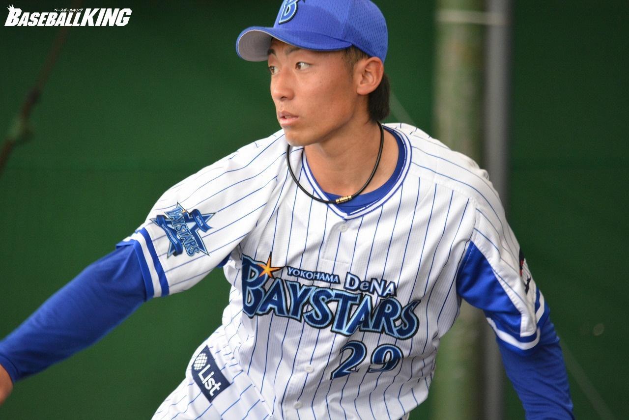 BASEBALL KING | 日本の野球を盛り上げる!DeNA・尾仲が大和の人的補償で阪神へ「新天地でも頑張りたい」