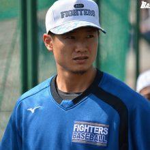日本ハム・西川、初のゴールデングラブ賞「野球人生で一度は獲りたかった」