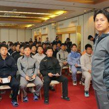 2年目のチーム目標は「バント成功率、80パーセント以上」巨人・高橋由伸監督 スポーツ人間模様