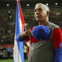 リベンジに燃えるキューバ指揮官、侍Jは「野球をやるマシーン」