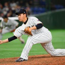 侍の守護神・牧田、WBC初失点「生きたボールが投げられなかった」