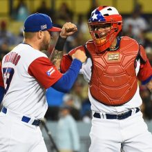 プエルトリコの司令塔・モリーナ 冷静な判断&働きでチームを牽引