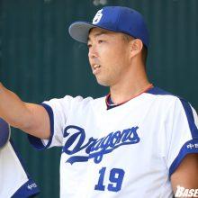 中日・吉見、今季初勝利なるか?田尾氏「打撃陣に頑張ってもらいたい」