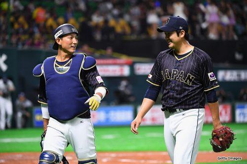 BASEBALL KING | 日本の野球を盛り上げる!【侍ジャパン】先頭打者本塁打の山田「確実に状態が上がってきている」