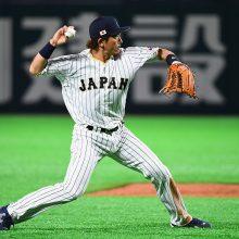 【侍ジャパン】松田がスタメン!3番は青木、坂本は6番<WBC2017>