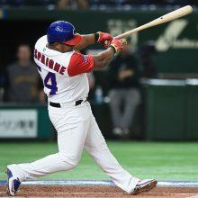 デスパイネの満塁弾でキューバが逆転!