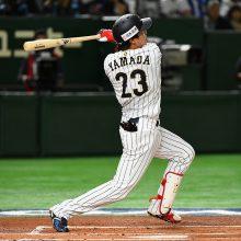 1試合2発の山田「自分が決めてやると」…1番起用は「バンデンじゃなかったから」