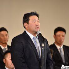 ロッテ・伊東監督、出陣式で「優勝しましょう!」