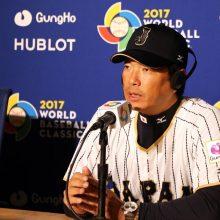 侍J・小久保監督、米国先発のロアークに「ビックリするボールがない」