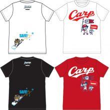ランドリーがプロ野球セ・パ全12球団とのコラボTシャツを発売