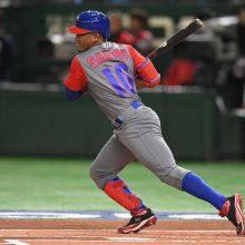 里崎氏、キューバの1番サントスを警戒「塁に出したくないですね」