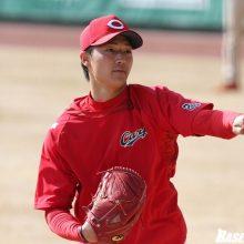石井一久氏、プロ初勝利の広島・床田に「力強いボールを投げていた」