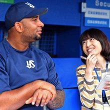 アナウンサーの仕事・育児との両立。そしてプロ野球の魅力を、ニッポン放送新保友映アナウンサーに聞いてみた!