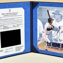 【西武】田代のプロ初本塁打記念グッズを販売「6年目でやっと出たホームラン」