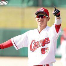 石井一久氏、広島・西川は「レギュラーに近い打撃をする選手」