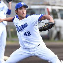 8月度のファーム月間MVPが決定!西武・愛斗と中日・三ツ間が受賞