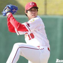 広島・野村、ソフトB・江川らを登録 19日のプロ野球公示