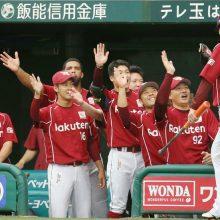 楽天が20安打大勝!阪神は9点差からの大逆転勝ち 6日のプロ野球まとめ