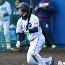 西武・外崎、来季目標は35盗塁!「金子侑と源田に負けないように」